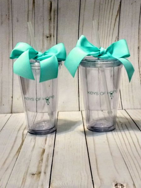 Keys of Hope Tumbler Cup $10
